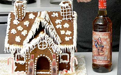 Gingerbread Spiced Rums
