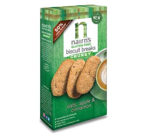 Gluten-Free Oat Biscuits