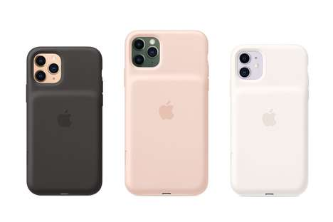 Battery-Extending Smartphone Cases