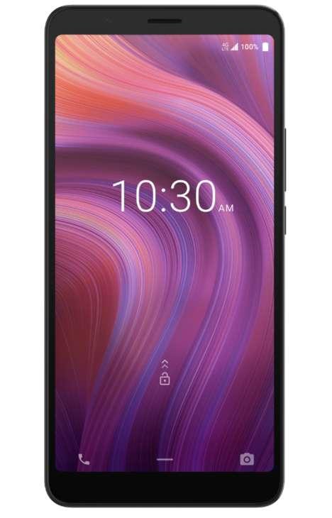 Entertainment-Focused Smartphones