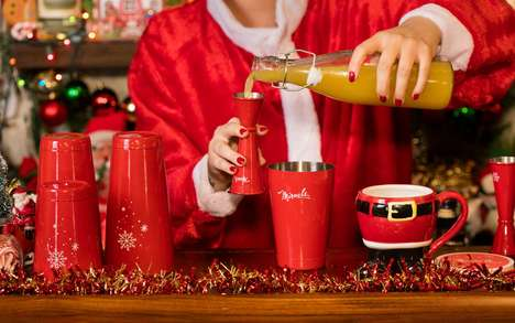 Festive Pop-Up Bars