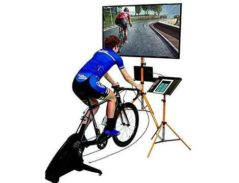 Immersive Indoor Cycling Kits