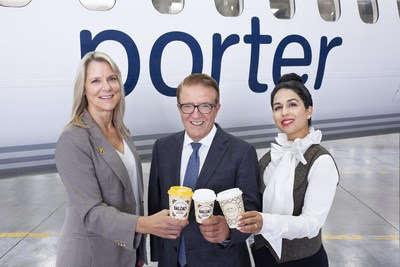 Canadian Airline Beverage Partnerships
