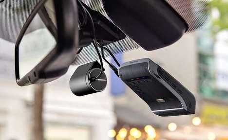 4K Car Camera Systems