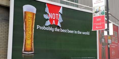 Tongue-in-Cheek Beer Rebrands