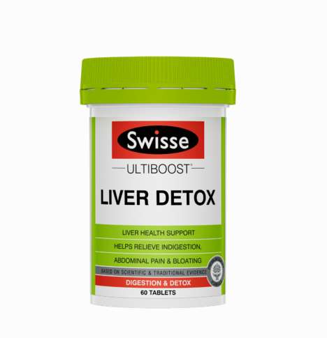 Multi-Purpose Liver Detox Supplements