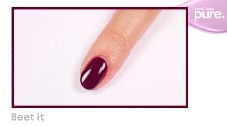 Plant-Based Nail Polishes