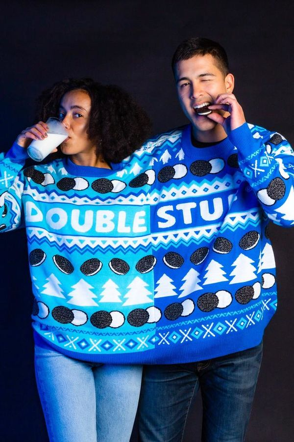 15 Branded Holiday Sweaters