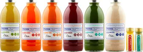 Supportive Healthy Juice Cleanses