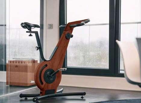 Premium Timber Workout Bikes