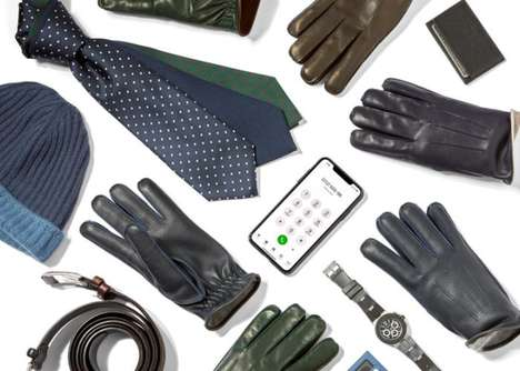 Luxe Tech-Friendly Gloves