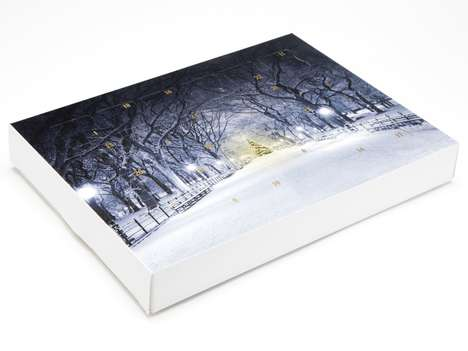 Crystal-Filled Advent Calendars