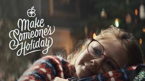 Inspiring Tech Holiday Ads