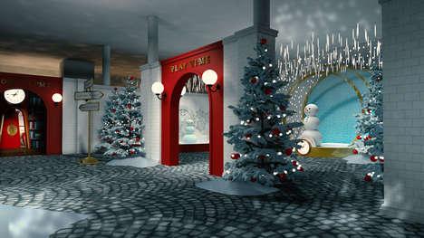 Virtual Holiday Shops