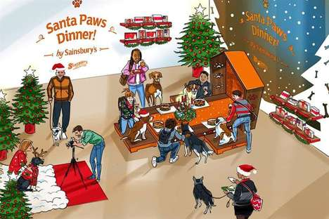 Festive Pet-Friendly Restaurants