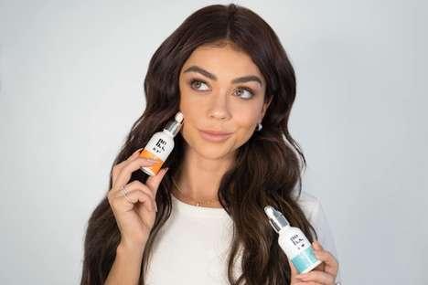 Sitcom Actress Skincare Ads