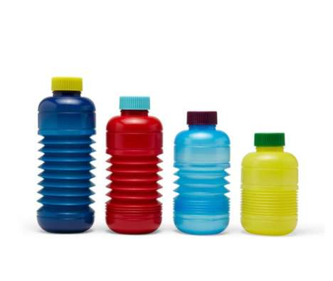 Accordion-Style Water Bottles