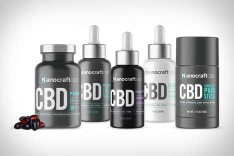 Premium Wellness CBD Kits