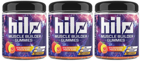 Muscle Support Gummies