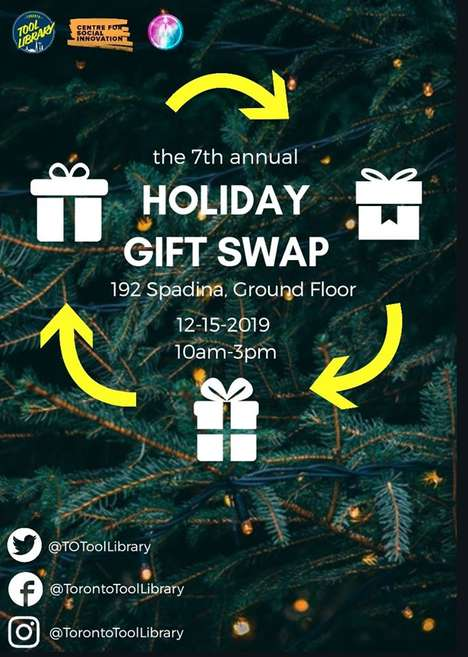 Holiday Gift Swap Events