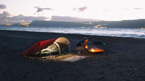 Robust Multifunctional Camping Shelters