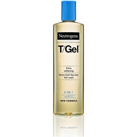 Salicylic Acid-Infused Shampoo