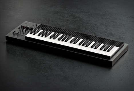 Pressure-Responsive Keyboards