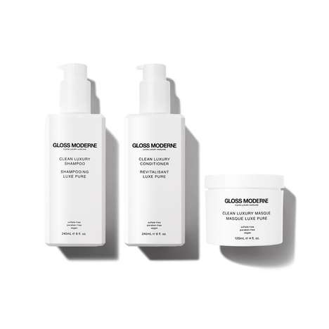 Refillable Haircare Packaging