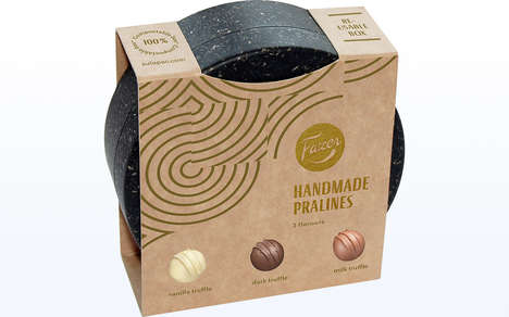 Sustainable Sweets Packaging