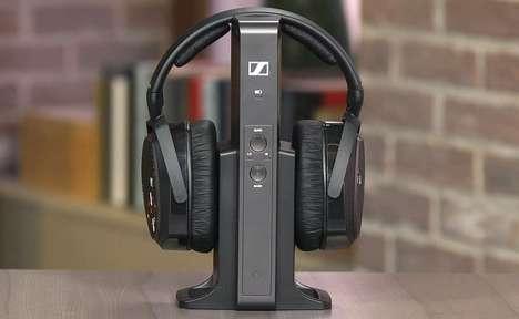 Audio-Optimizing Wireless Headsets