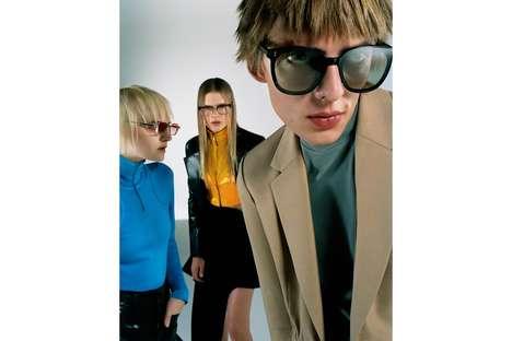 Stylishly Bold Eyewear Collections