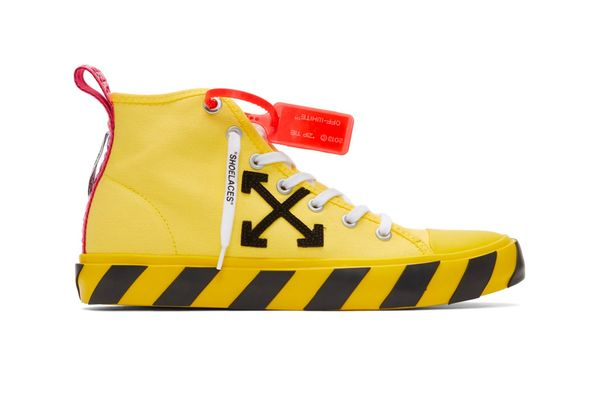 High-Fashon Mid-Top Sneaker Designs