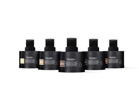 Hair Touch-Up Powders