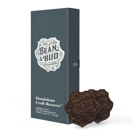 Cannabis-Infused Craft Chocolates