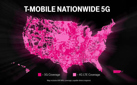 Long-Range 5G Networks