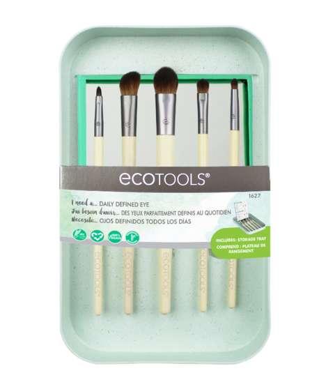 Sustainable Eye Brush Kits