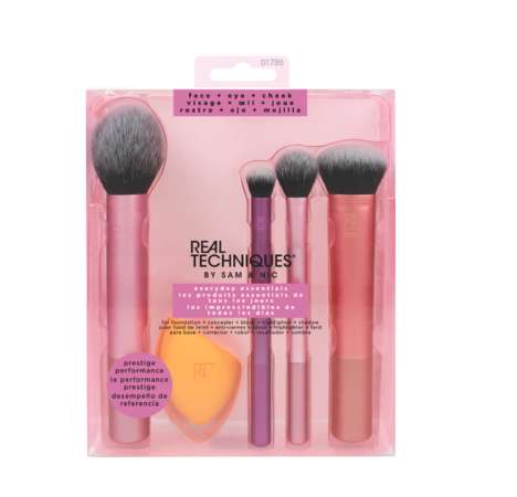 Full-Face Makeup Brush Sets