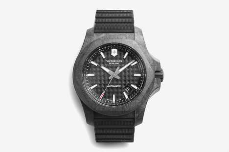 Carbon Composite Watch Designs