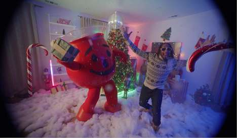 Festive Digital Video Campaigns