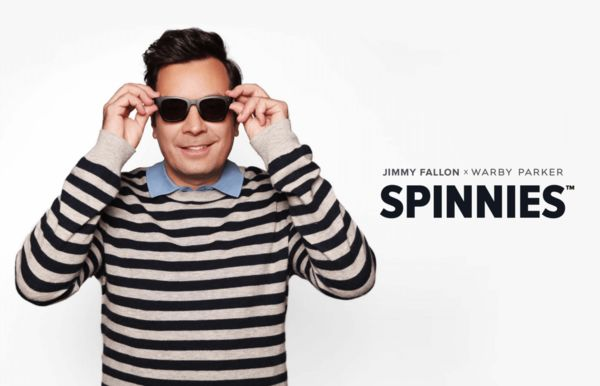 Spin-Friendly Sunglasses