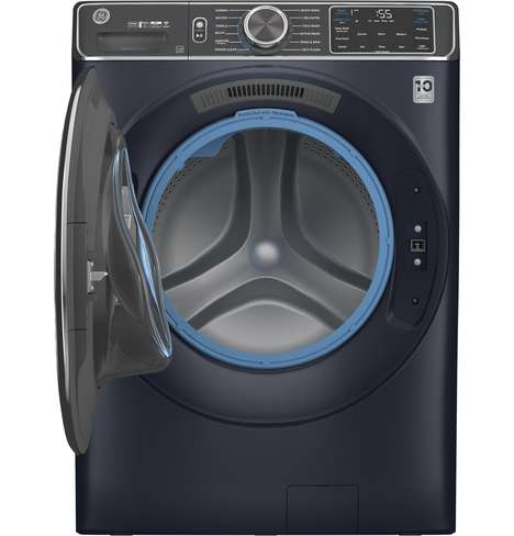 Freshness-Boosting Washing Machines