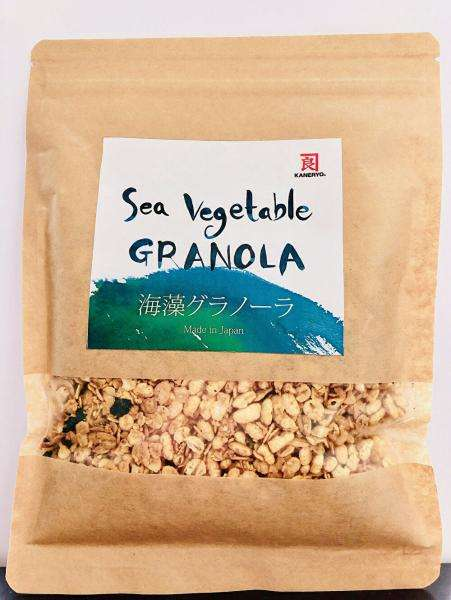 Sea Vegetable Granolas