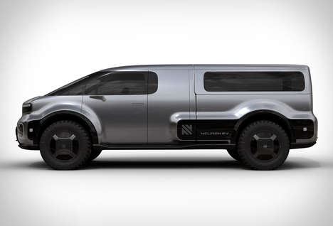 Modern Modular Utility Vehicles