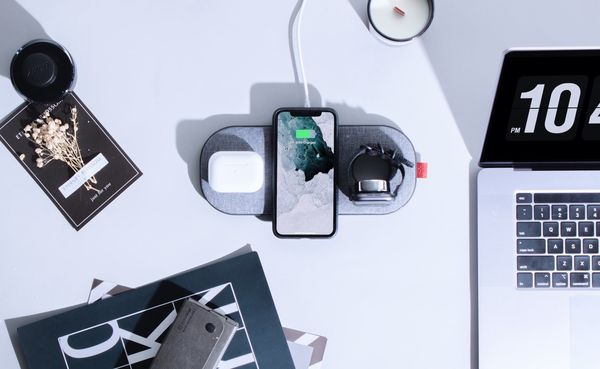 Wireless Multi Position Chargers : SliceCharge Pro