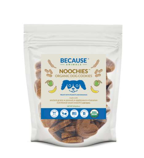 Human-Grade Dog Cookies