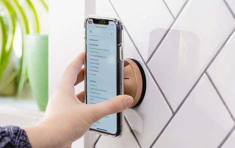 Omni-Position Smartphone Mounts