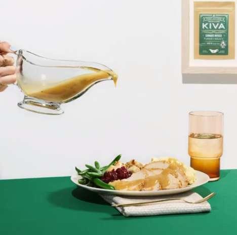 THC-Loaded Thanksgiving Gravy