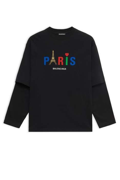 Parisian Tower-Inspired Luxe Fashion