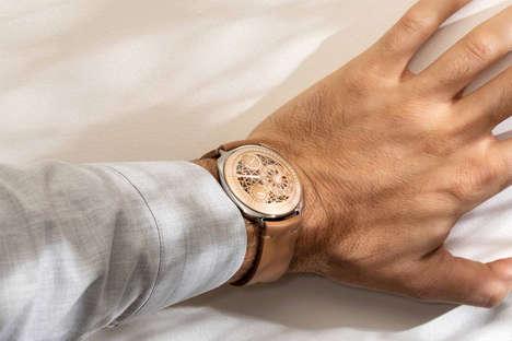 Arabic Geometry Timepieces