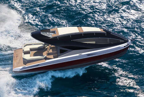 Customizable Layout Yachts